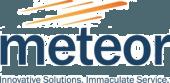 Meteor index page logo