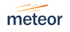 Meteor Structured Product Logo